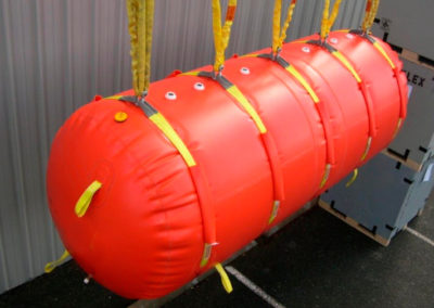Globos tipo Zeppelin GLOBO  2-3-5-10 ton.